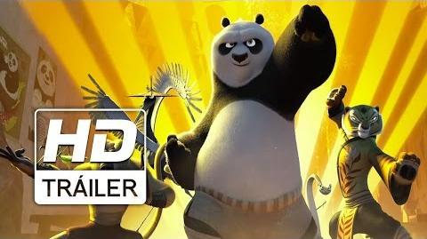 Kung Fu Panda 3 Trailer Oficial 3 Doblado Próximamente- Solo en cines