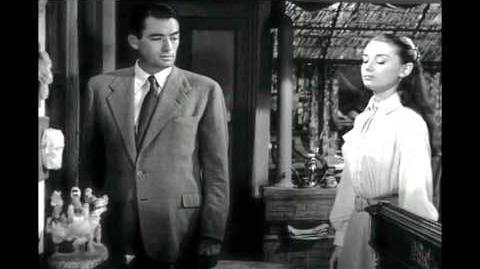 La Princesa que queria Vivir(1953)
