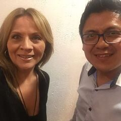 Maggie Vera y Manuel Campuzano (Sunburst). (25/05/16)