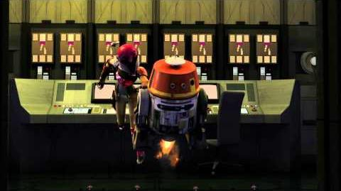 Star Wars Rebels - Primer Tráiler