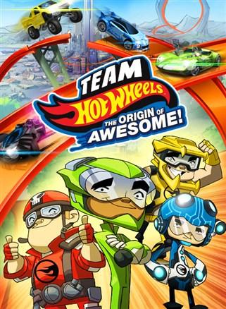 Team Hot Wheels El Origen De La Adrenalina Doblaje Wiki Fandom