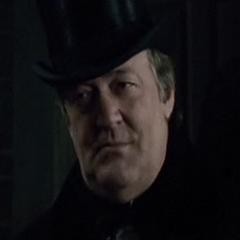 Mycroft Holmes en <a href=