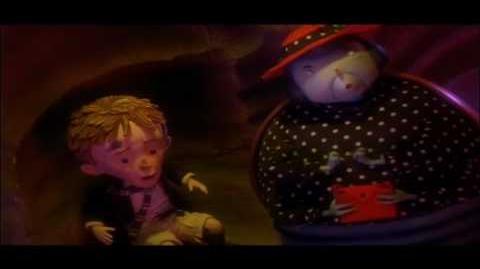 Doblaje Jim y el Durazno Gigante - Beatriz Aguirre (Sra