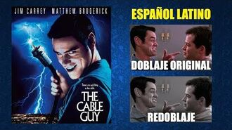 El Doctor Cable -1996- - Doblaje Original y Redoblaje - Español Latino - Comparación y Muestra
