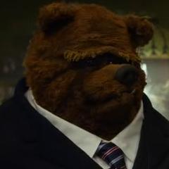 Bobo el oso en las películas de <a href=