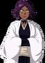 Yoruichi Shihouin captain