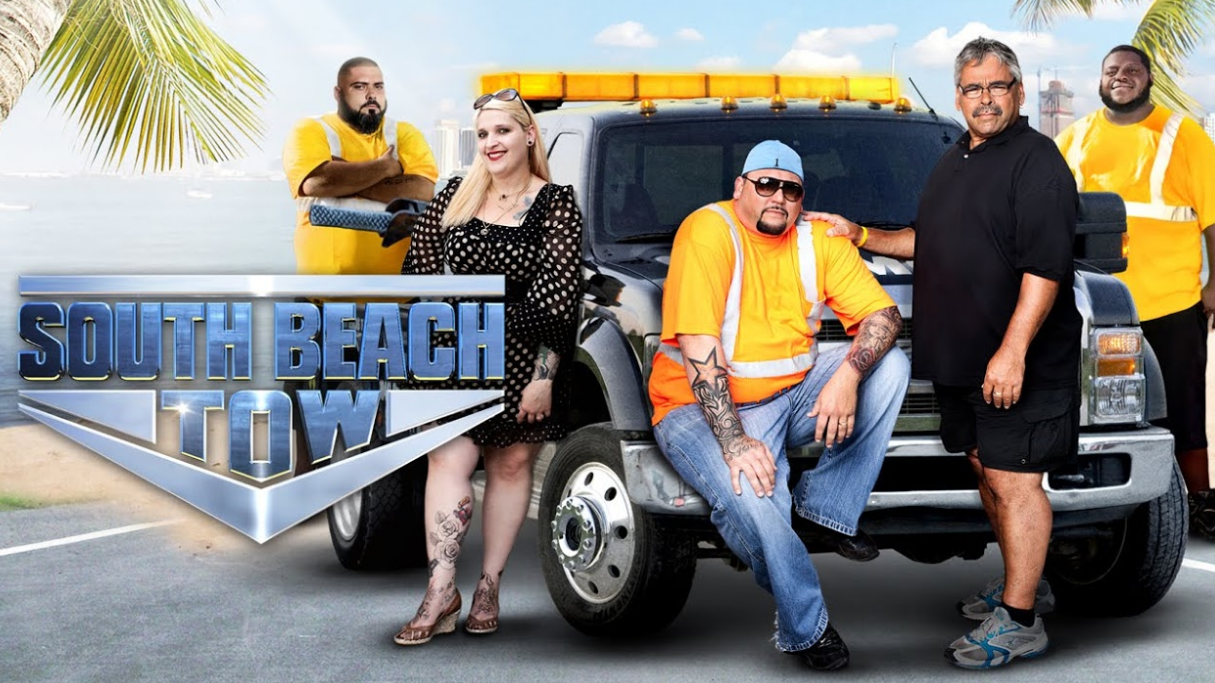 New South Beach Tow Season