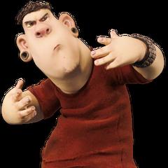 Alvin en <a href=