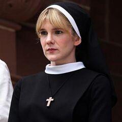 Hermana Mary Eunice en <a href=