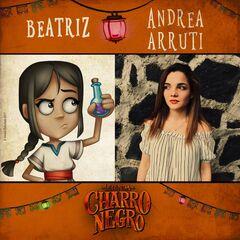 Beatriz y Andrea Arruti.