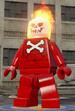 Blazing Skull LegoAvengers