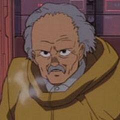 Doctor Ōnishi en el doblaje original del clásico del anime <a href=