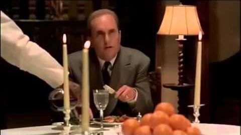 El Padrino - Jack Woltz y Tom Hagen