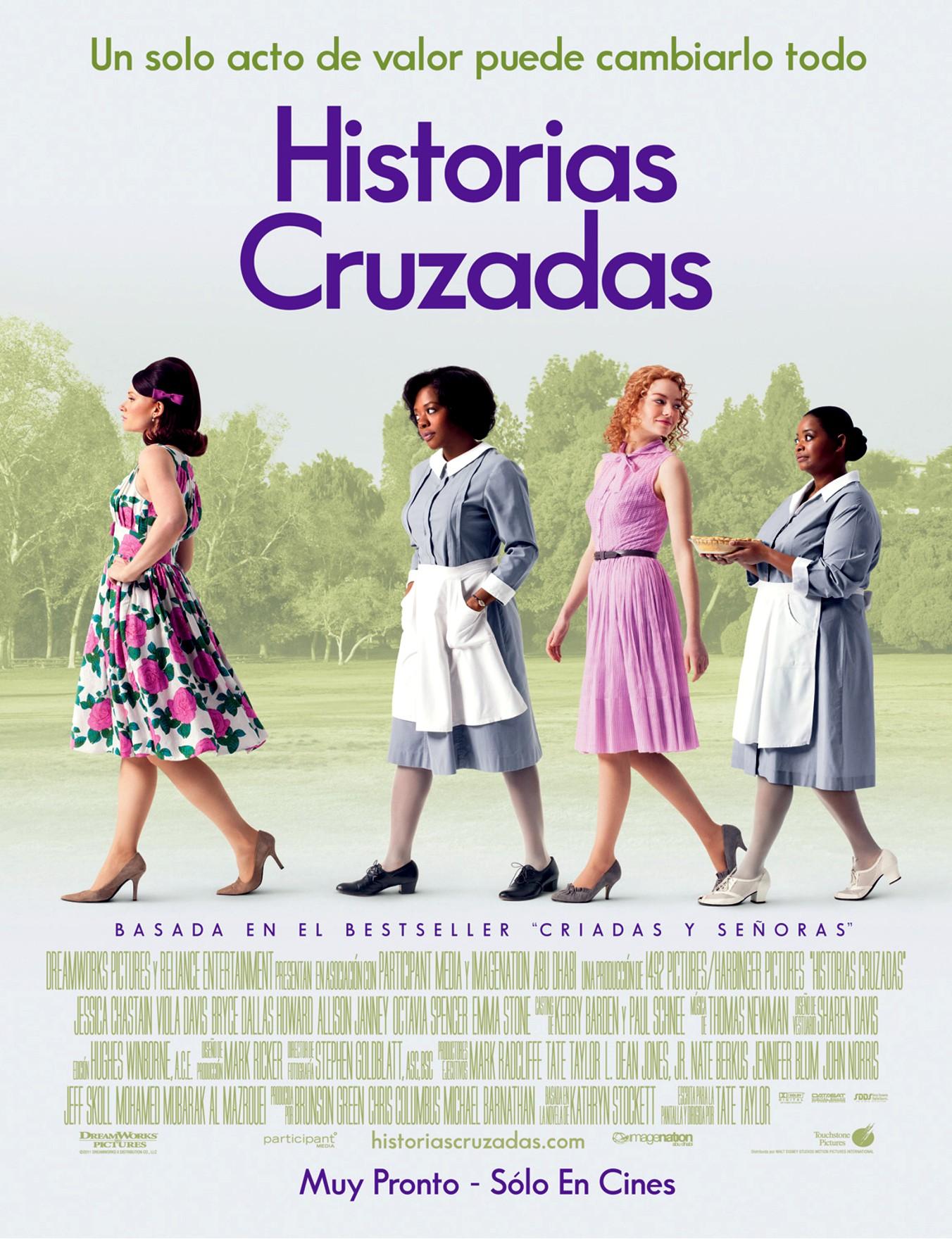 Historias Cruzadas [2011] HD [1080p] Latino [GoogleDrive] SilvestreHD