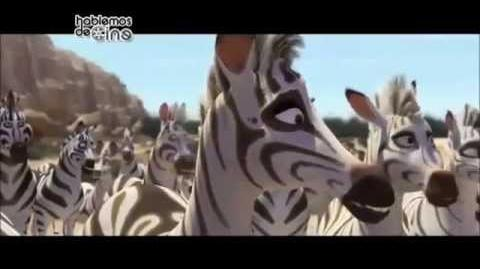 Khumba, La Cebra Sin Rayas TRAILER LATINO