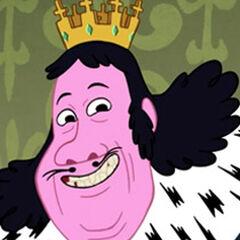 Rey Rufus en <a href=