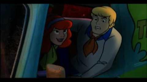 La Carrera De Freddy, Daphne y Scooby Doo Cortos CN Cartoon Newtork Año 2005