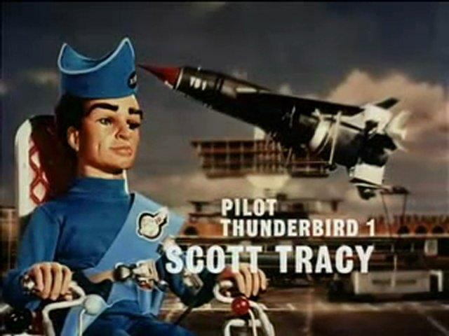THUNDERBIRDS - CAPÍTULO 1