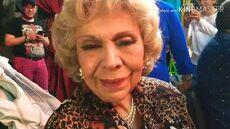 Un saludo de Amparo Garrido ( Blanca Nieves en Blanca Nieves y los siete enanos )