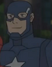 Capitán América de Spider-Man de Marvel