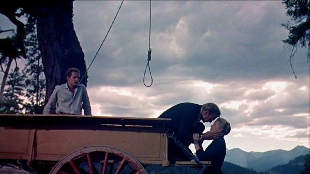 El árbol de la horca (1959) Linchamiento (Español Latino)