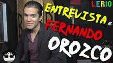 Entrevista a Fernando Orozco