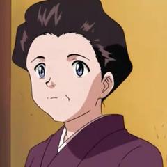 Abuela de Miyuki (epi. 17) en <a href=