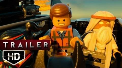 La Gran Aventura Lego (The Lego Movie) - Trailer Español Latino -FULL HD-