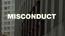 Misconduct Insertos