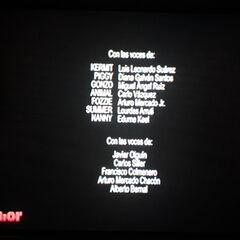 Creditos del doblaje (2ra Temproada)