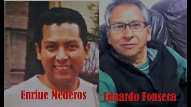 Enrique Mederos y Eduardo fonseca (Demo de Voz, Doblaje México, 90s)