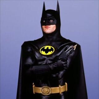 Batman de Michael Keaton (1989) dirigidas por Tim Burton.