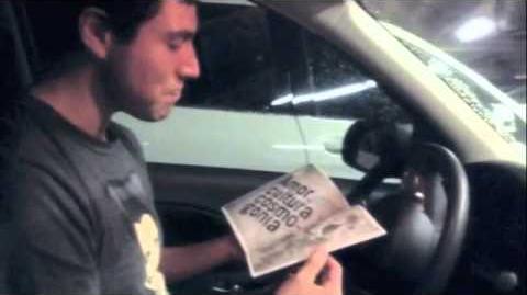 Revista culpa saludo Edson Matus