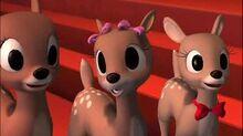 Rudolph y la Isla de los juguetes perdidos