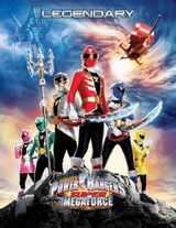 Power Rangers: Megaforce