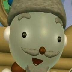 Clanky Claus en <a href=