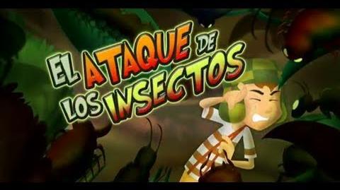 El Chavo Animado - 3x19 - El Ataque De Los Insectos - Completo