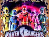 Power Rangers: Fuerza Mística