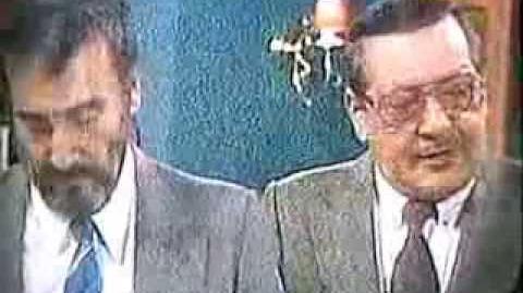 Roberto Reséndiz † en la serie Que Nos Pasa?