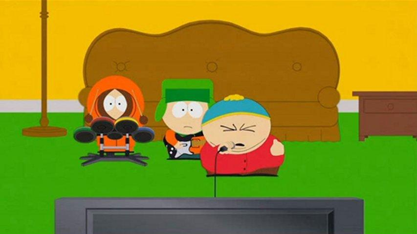 South Park Cara de Poker