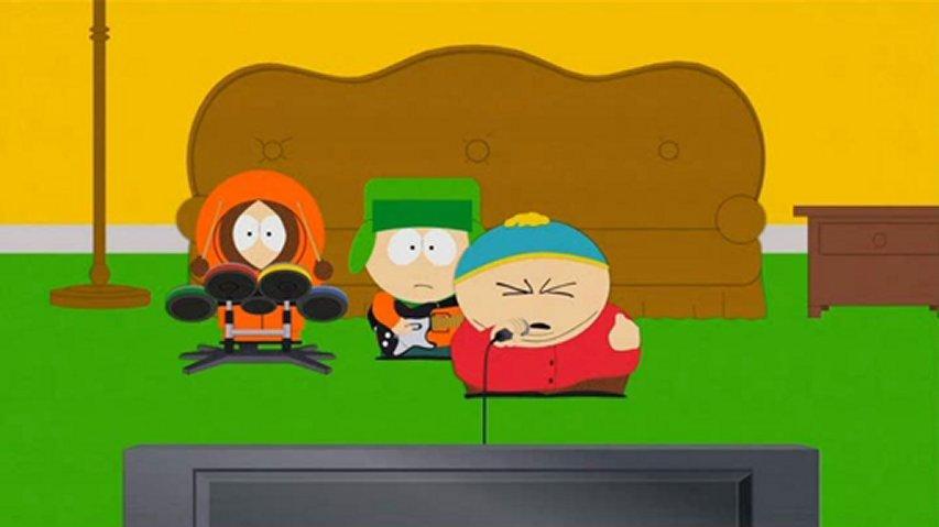South Park Cara de Poker