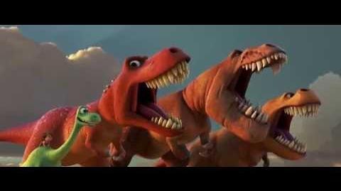 Un Gran Dinosaurio Nuevo Adelanto (Doblado)