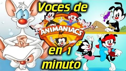 Voces de ANIMANIACS en 1 minuto- -24