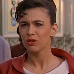 Babs (Lisa Freeman) también en <a href=