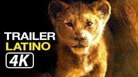 EL REY LEON Trailer Español LATINO ULTRA HD 4K Remake 2019