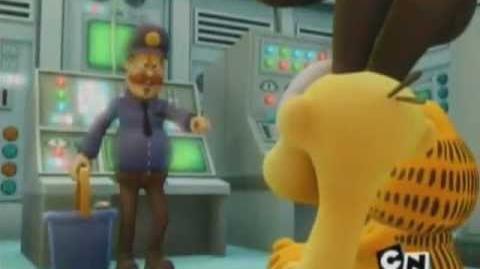 El Show de Garfield - Un clima inclemente
