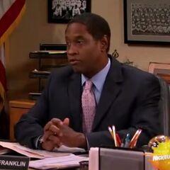 Director Franklin en <a href=
