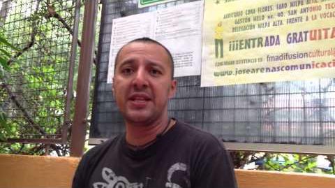Jose Arenas Entrevista