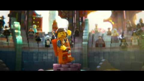 """LA GRAN AVENTURA LEGO - Este Hombre 20"""" HD - Oficial de Warner Bros"""