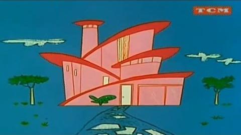 LA PANTERA ROSA ♦ Una Casa Ultramoderna ♦ Audio Español Latino-1